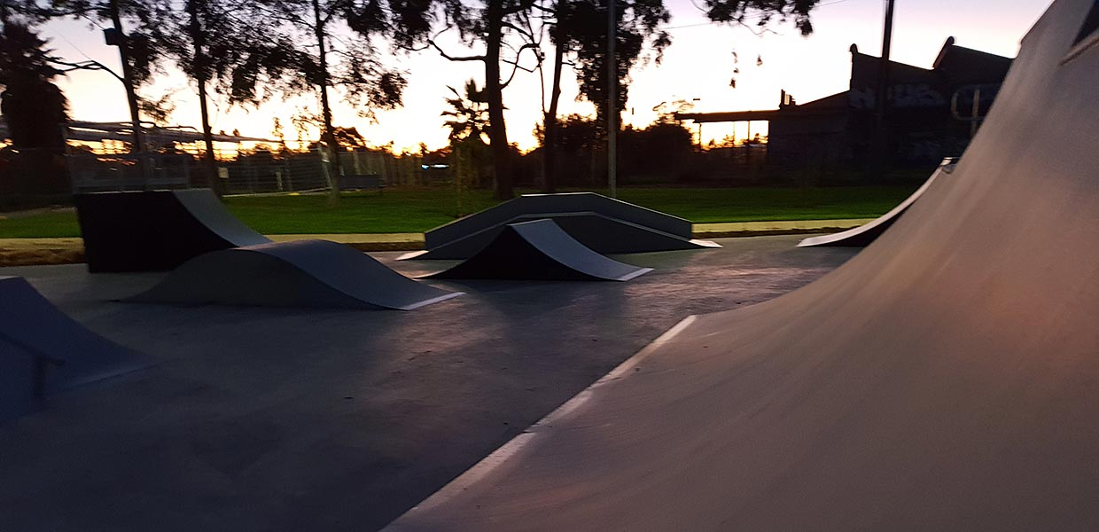 Skateramps Australia's portable, relocatable and modular skate ramps can be found in many local council skate parks right across Australia.