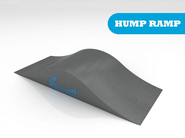 The hump ramp skate ramp module is one of the modules available for councils and commercial organisations from Skateramps Australia