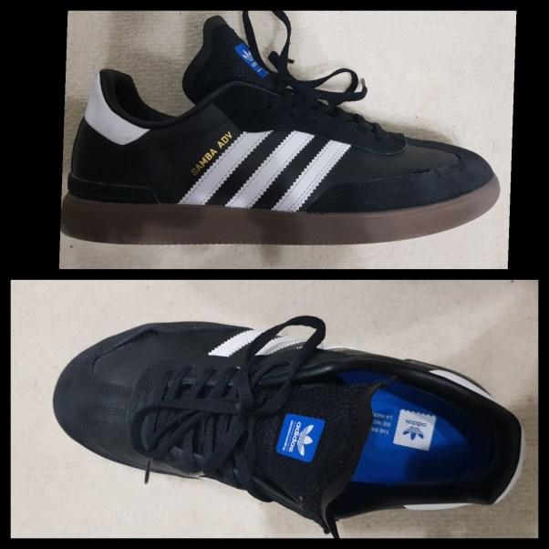 Adidas Samba Adv Skate Shoe Review by Skateshoeguru 11732968f