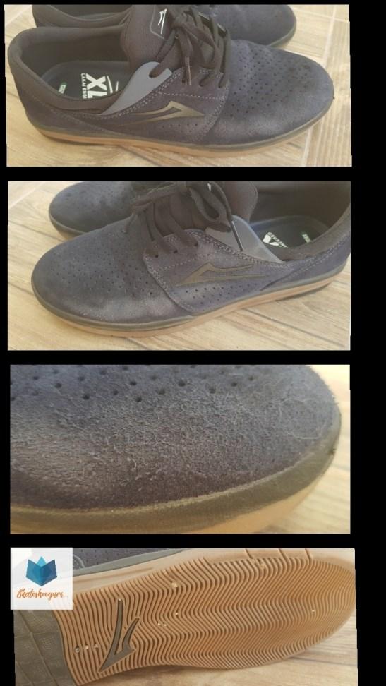 lakai fremont xlk skate shoe review