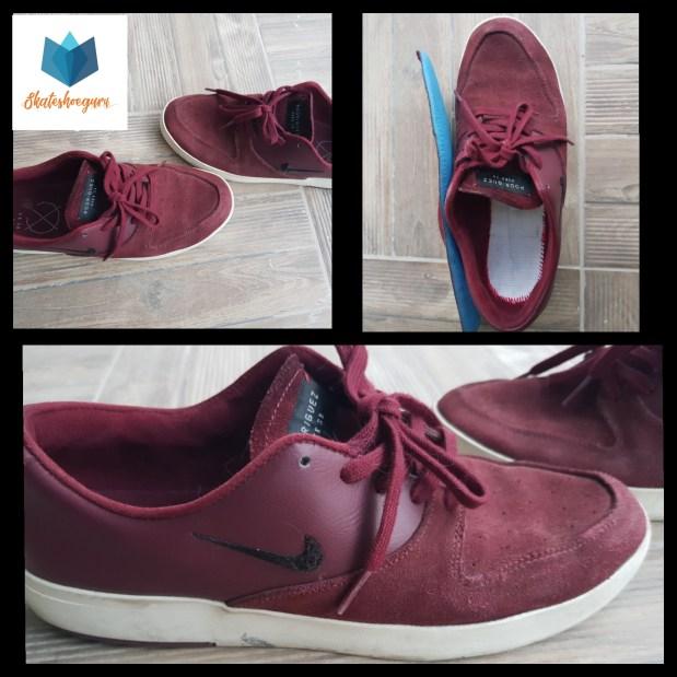 nike sb p-rod x skate shoe review
