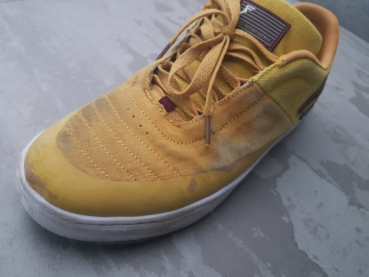 fp sentinel shoes 10