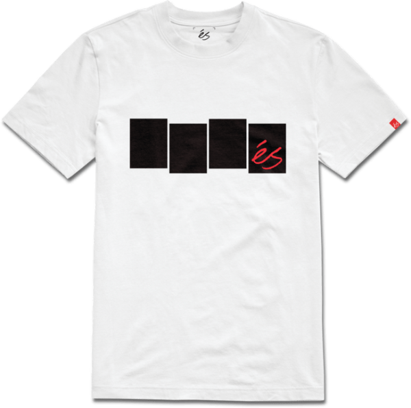 ES BLOCK FLAG T-SHIRT