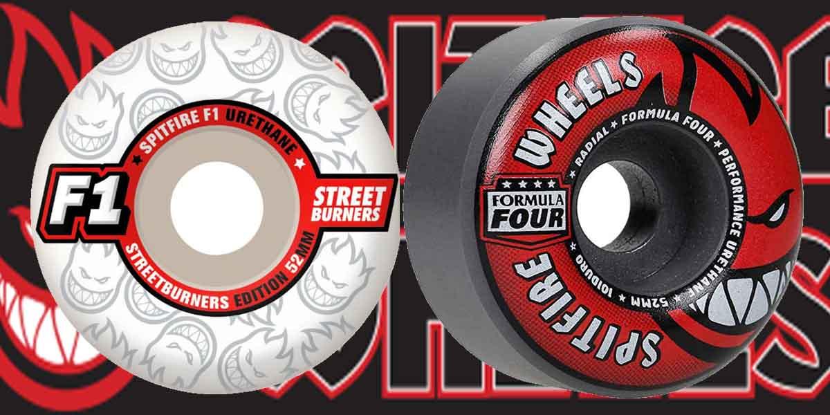 Spitfire wheels brand