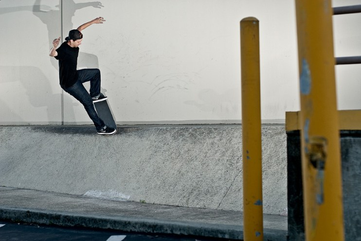 Chris Patton Switch Bluntslide Fakie