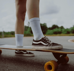 How to stop on a longboard - Foot braking