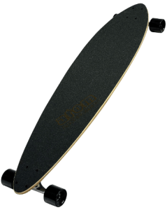 Atom Pin-Tail Longboard overview