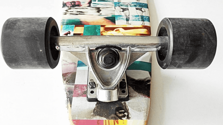 SCSK8 Natural Blank & Stained Complete Longboard Review