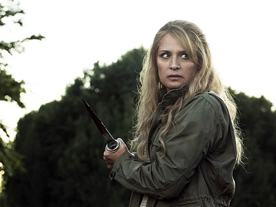 """Supernatural -- """"Keep Calm and Carry On"""" -- SN1201a_0201.jpg -- Pictured: Samantha Smith as Mary Winchester -- Photo: Katie Yu/The CW -- © 2016 The CW Network, LLC. All Rights Reserved"""