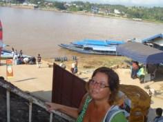Passkö in i Laos