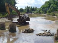 innan bron byggs upp för året