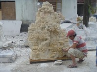 marble work-shop