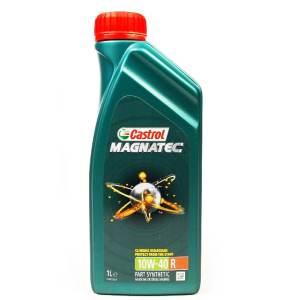 Масло моторное Castrol Magnatec 10W-40 A3/B4 SN/CF полусинтетика, 1 литр