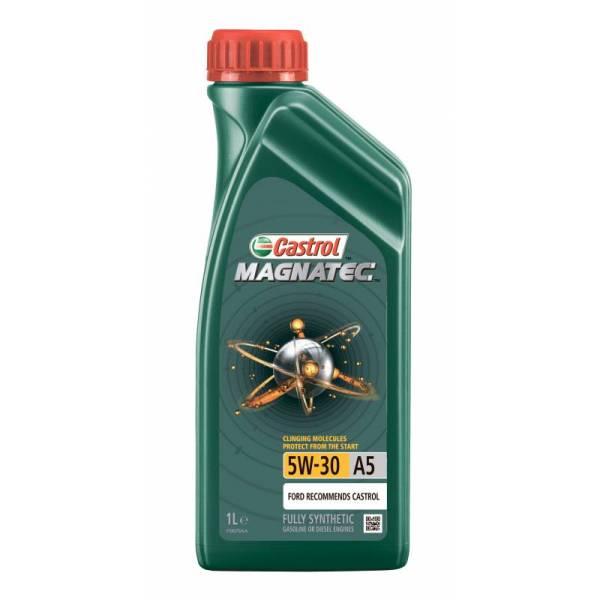 Масло моторное Castrol Magnatec Ford 5W-30 A5 синтетика, 1 литр