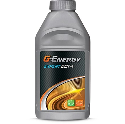 Тормозная жидкость G-Energy Expert DOT-4 0.455кг