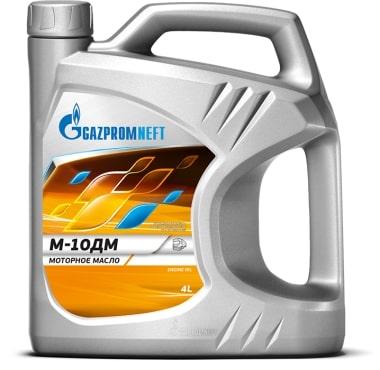 Масло дизельное GAZPROMNEFT М-10ДМ CD 4л