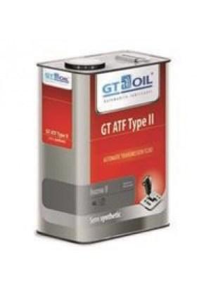 Масло трансмиссионное GT OIL ATF Type II, Dexron II (H) 1л