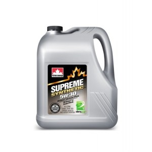 Масло моторное PETRO-CANADA SUPREME SYNTHETIC 5W-30 GF-5 SN синтетика 4л