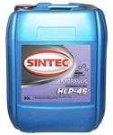 Масло гидравлическое SINTEC Hydraulic HLP-46 20л