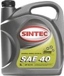 Масло моторное SINTEC 40 SC/CC 4л