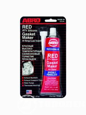 Герметик ABRO 11-AB-CH красный 85гр