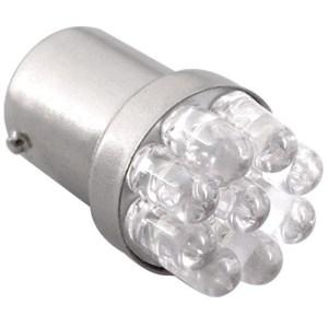 Автолампа светодиодная ДИАЛУЧ 92105 LED 9C 12V R5W 12V BA15s, белая