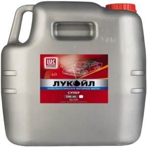 Масло моторное ЛУКОЙЛ Супер 10W-40 SG/CD полусинтетика 50л