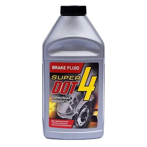 Тормозная жидкость ОЙЛРАЙТ Super Дот-4 0.5л