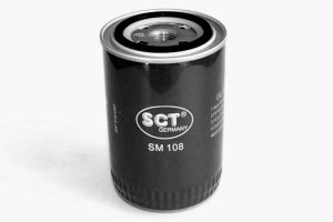 SM 108 SCT масляный фильтр Audi, Volvo, Ford