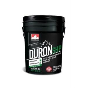 Масло дизельное PETRO-CANADA DURON SHP 10W-30 CK-4/SN E7/E9 полусинтетика 20л