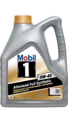 Масло моторное Mobil 1 FS 0W-40  SN/SM  A3/B3 синтетика 1л