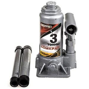 Домкрат бутылочный SKYWAY STANDART 3т h 168-328мм