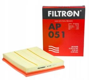 Фильтр воздушный FILTRON AP 051 OPEL Astra H Zafira B 04- 1.4-2.0