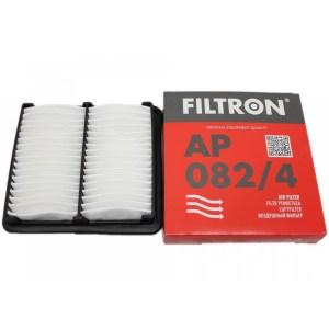 Фильтр воздушный FILTRON AP 082/4 DAEWOO MATIZ 98- 0.8-1.0
