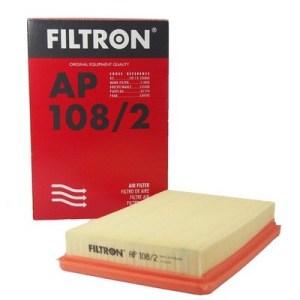 Фильтр воздушный FILTRON AP 108/2 HYUNDAI KIA Elantra Cerato -06 1.6