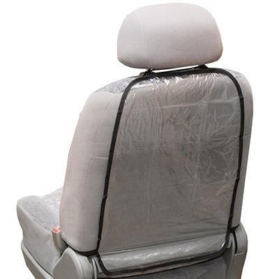Защита спинки сиденья SKYWAY ПВХ Прозрачная плёнка 100мкм 60*38см