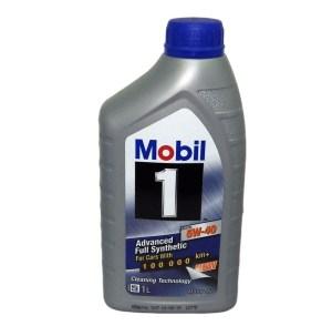 Масло моторное Mobil 1 FSX1 5W-40 1л