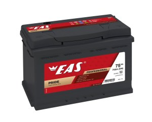 Аккумулятор автомобильный EAS PRIDE 75Ач 700А о/п