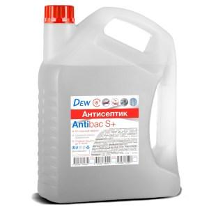 Антисептик DEW Antibac S+ 2,5л