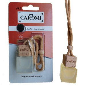 Ароматизатор подвесной CAROMI #12 по мотивам DG Imperatrice