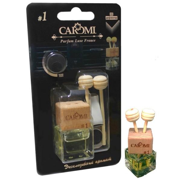 Ароматизатор на дефлектор CAROMI #1 по мотивам PR-Invictus