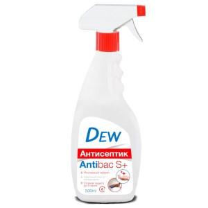 Антисептик DEW Antibac S+ триггер 500мл