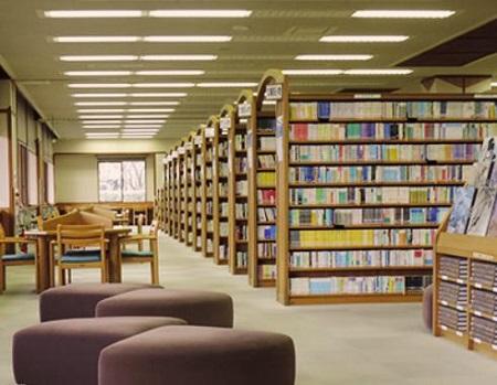 最近の図書館