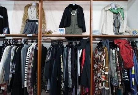 婦人服売り場