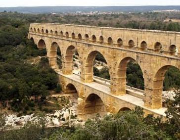 古代ローマ水道橋