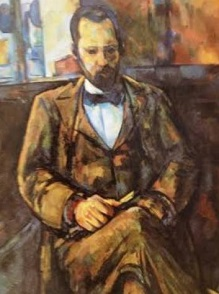 ヴォラールの肖像セザンヌ
