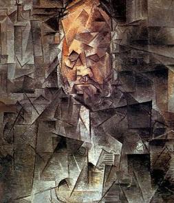 ヴォラールの肖像ピカソ