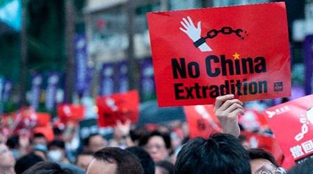 香港の民主化運動