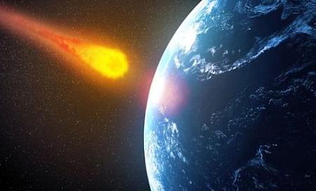 地球への隕石衝突