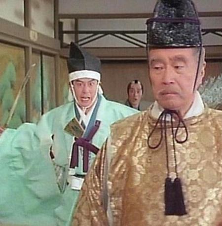 吉良上野介